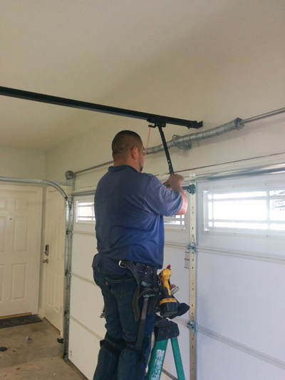 Garage Door Maintenance in Rowland Heights